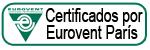 Certificado Eurovent París